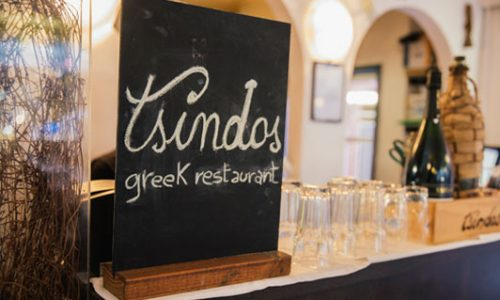 Tsindos - Greek Restaurant